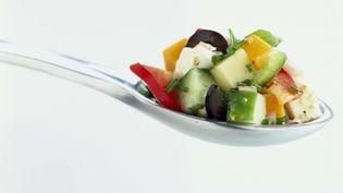 Cuillère contenant des aliments de régime. (ROULIER/TURIOT / MOOD4FOOD)