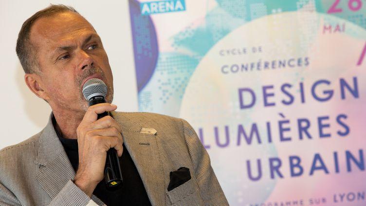 """Eric Brun-Sanglard en conférence pour """"Lyon City Des!gn""""  (Pierre-Aymeric Dillies)"""