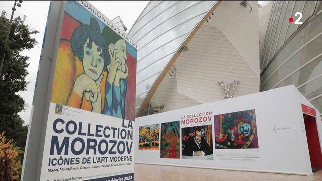 Art : les chefs-d'œuvre des frères Morozov exposés à la Fondation Louis Vuitton