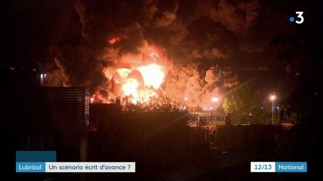 Incendie de Lubrizol : un scénario écrit d'avance ?