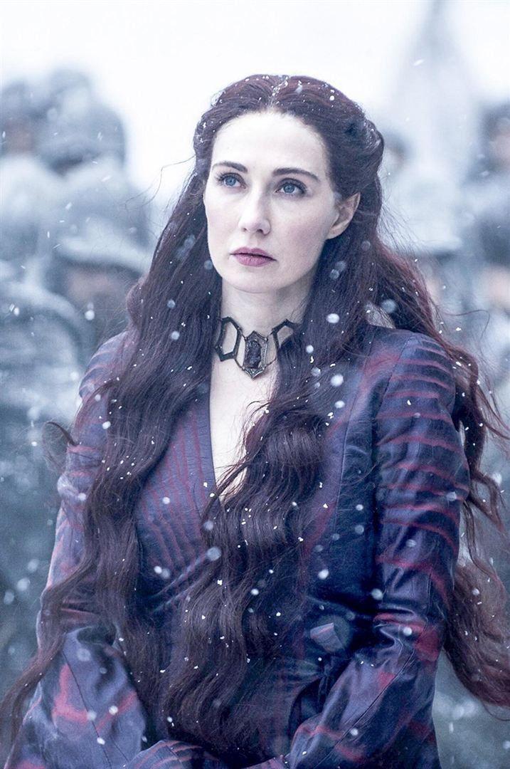 Carice Van Houten joue Mélisandre  (HBO)