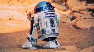 Le robot R2-D2 la saga Star Wars estfabriqué par Tony Dyson en 1977.  (RONALDGRANT/MARY EVANS/SIPA)