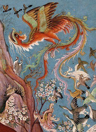 """""""Le Cantique des oiseaux"""" 1re de couverture  (Diane de Selliers Editeur)"""