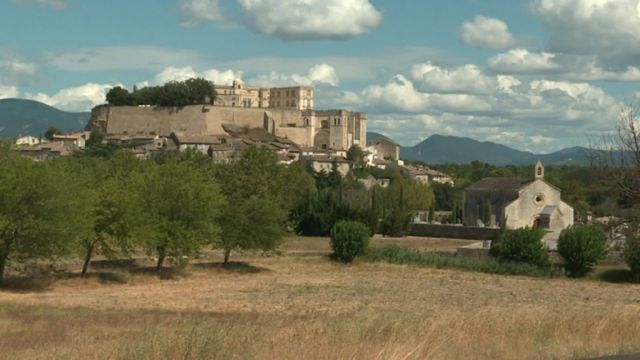 Ruy Blas au château de Grignan