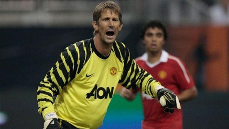 Edwin Van der Sar (Manchester United)