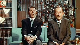 Quand Frank Sinatra et Bing Crosby chantaient Noël...  (Capture image YouTube)