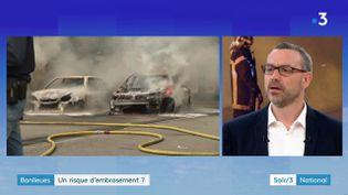 Le maire PCF Philippe Rio (France 3)