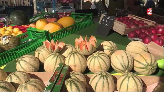 Agriculture : hausse de la consommation de fruits et légumes avec l'été