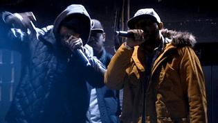 Le groupe Puissance Nord sur la scène de l'affranchi  (France3/culturebox)