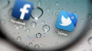 Les deux associations reprochent notamment à Twitter et Facebook de ne pas supprimer rapidement les contenus à caractère raciste ou antisémite. (WENG LEI / IMAGINECHINA / AFP)
