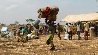 Réfugiés congolais (Michele Sibiloni/UNHCR)
