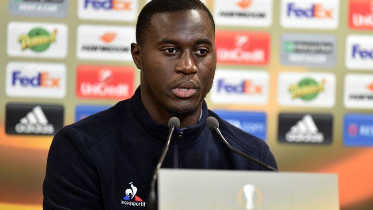 Le joueur de Saint-Etienne, Henri Saivet (YVES SALVAT / MAXPPP)