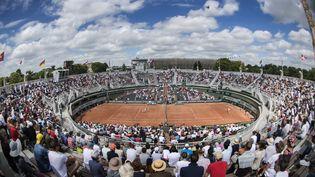 Tournoi de Roland-Garros 2017 à Paris, le 30 mai 2017 (FRANCOIS XAVIER MARIT / AFP)