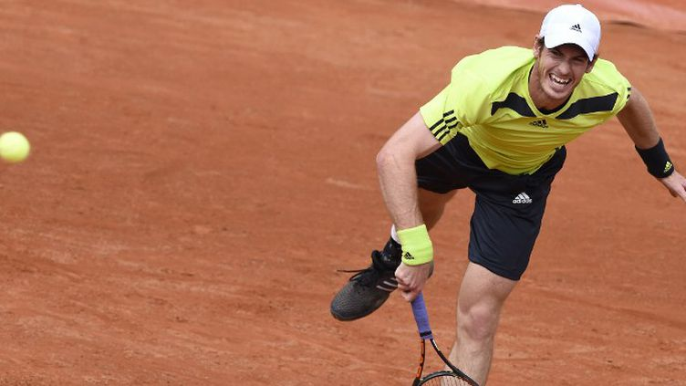 Andy Murray (DOMINIQUE FAGET / AFP)