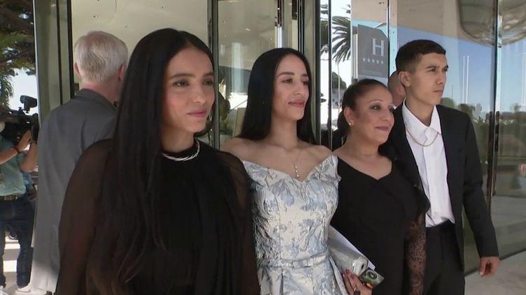 """Cinéma : le casting de """"Bonne Mère"""" au Festival de Cannes. (FRANCE 3)"""