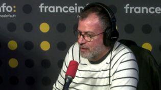 Martin Winckler, auteur dulivre Les Brutes en blanc (Flammarion)  (RADIO FRANCE / CAPTURE D'ÉCRAN)