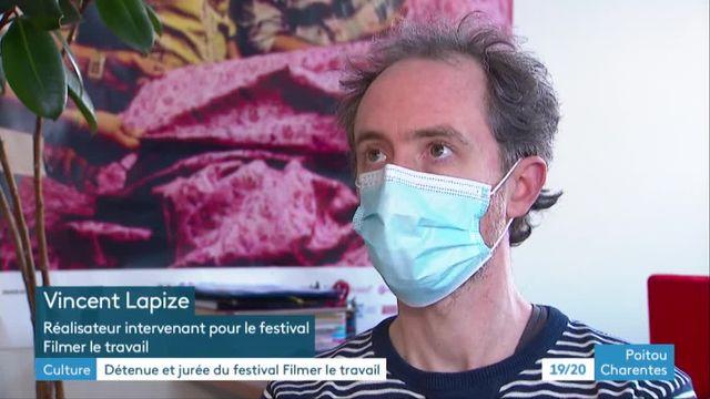 À Poitiers, des détenus sont jury d'un festival documentaire