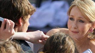 """J.K. Rowling va publier """"The casual vacancy"""" un livre pour adultes  (LANDOV/MAXPPP )"""