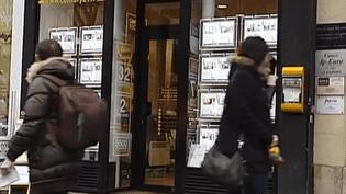 Les agents immobiliers sont davantage vigilants sur les dossiers remis par les candidats à une location. ( FRANCE 2 / FRANCETV INFO)