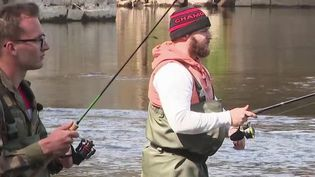 Confinement : quelles sont les règles pour les amoureux de la pêche ? (France 3)