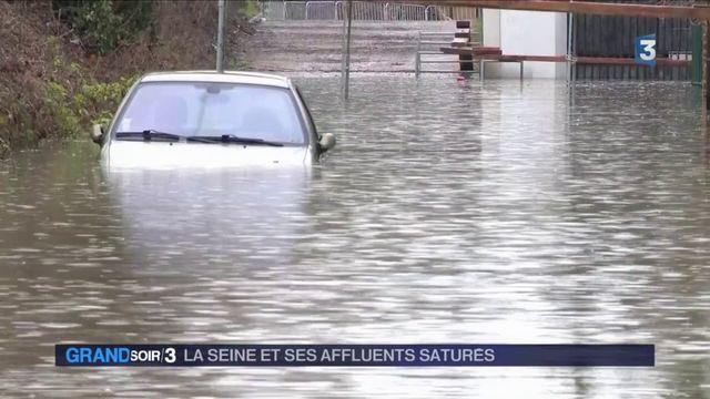 L'Ile-de-France se prépare au pic de crue de Seine