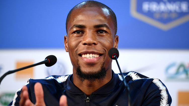 Djibril Sidibé (FRANCK FIFE / AFP)