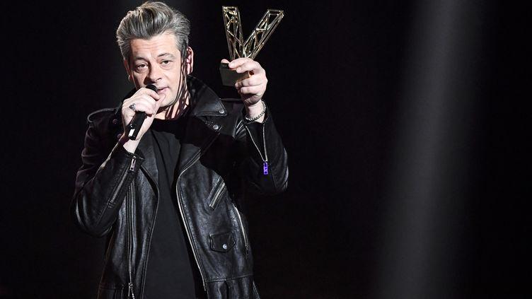 Benjamin Biolay, 36e Victoires de la musique, 12 février 2021 (BERTRAND GUAY / AFP)