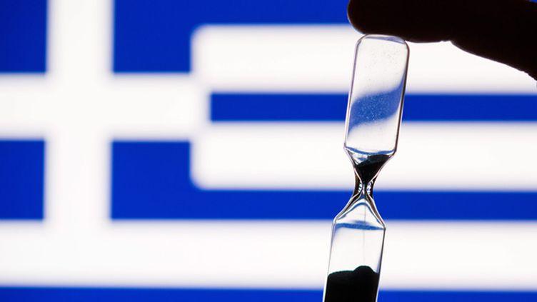 (Dans quelques jours, la Grèce va devoir verser plus d'1,5 milliard d'euros à ses créanciers © MaxPPP)