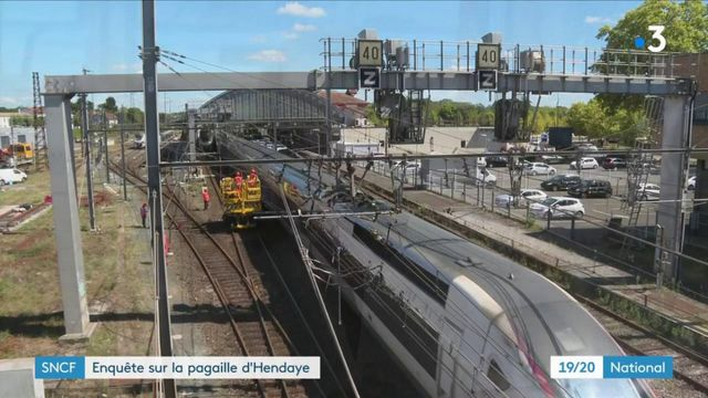 SNCF : l'interminable voyage Paris-Hendaye