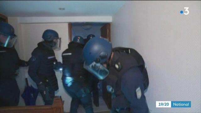 Faits divers : des gendarmes démantèlent un réseau de drogue en milieu rural