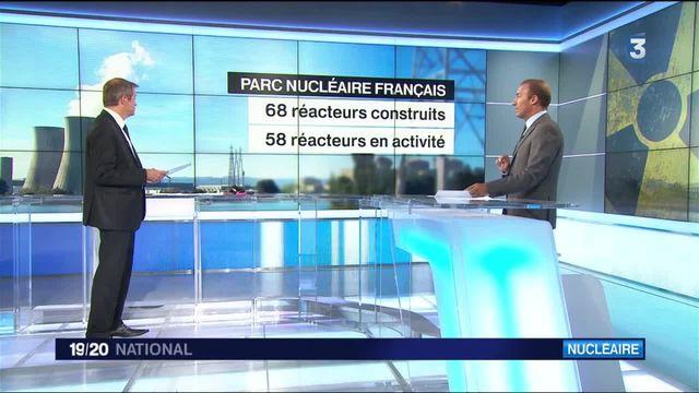 Nucléaire : le démantèlement des centrales