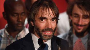 Le député LREM Cédric Villani, le 4 septembre 2019 à Paris. (CHRISTOPHE ARCHAMBAULT / AFP)