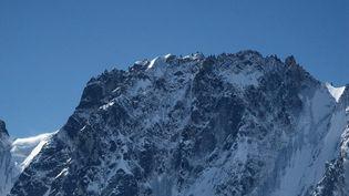 Le mont Blanc, en février 2011. (MAXPPP)