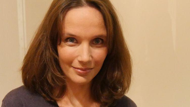 Hélène Grimaud, le 27 janvier 2016.  (LCA/Culturebox)