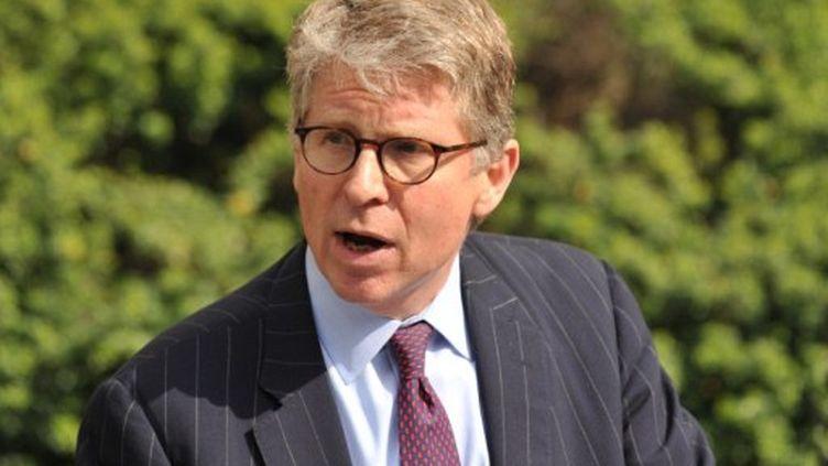 Le procureur de New York, Cyrus Vance, en mai 2011. (STAN HONDA / AFP)