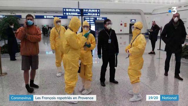 Coronavirus : les premiers ressortissants français évacués de Chine seront confinés dans un centre de vacances