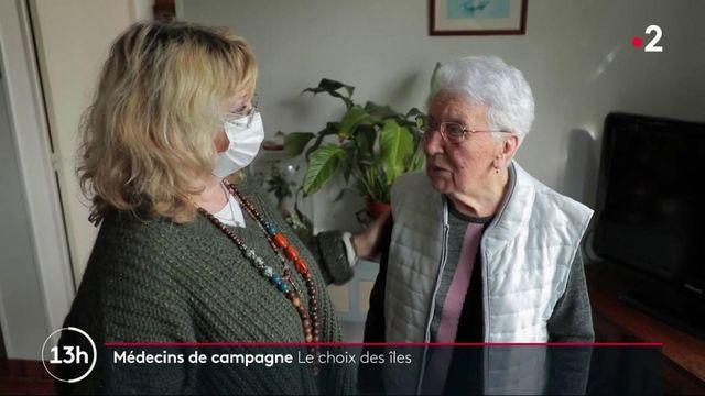 Morbihan : des médecins généralistes exercent leur vocation sur des îles isolées