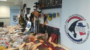 Les gendarmes de Corse et les policiers de la Direction centrale de la police judiciaire ont saisi des centaines d'objets dans le cadre d'une enquête surle pillage de sites archéologiques. (OFFICE CENTRAL DE LUTTE CONTRE LE TRAFIC DES BIENS CULTURELS (OCBC))