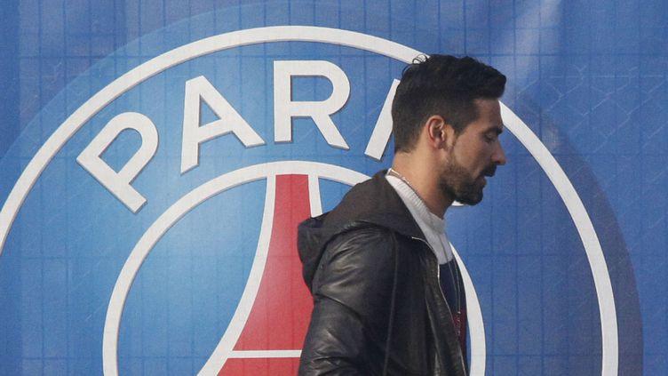 Lavezzi et Paris c'est fini (MATTHIEU ALEXANDRE / AFP)