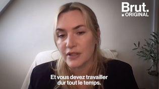 VIDEO. Kate Winslet raconte les moments qui ont changé sa vie (BRUT)