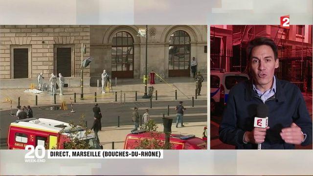 Attaque terroriste à Marseille : le tueur a-t-il agi seul ?
