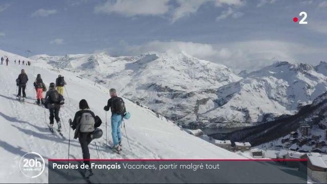 Vacances d'hiver : qu'envisagent les Français ?