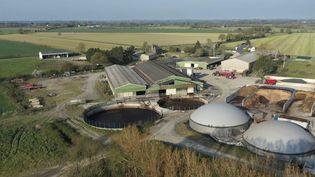 Environnement : les projets de méthaniseurs font polémique (FRANCE 2)