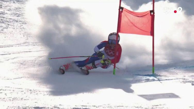 JO 2018 : Ski alpin - Tessa Worley