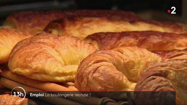 Emploi : la boulangerie, un secteur d'avenir qui recrute