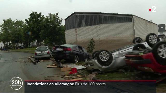 Inondations en Allemagne : Ahrweiler sous le choc, les habitants meurtris mais résignés
