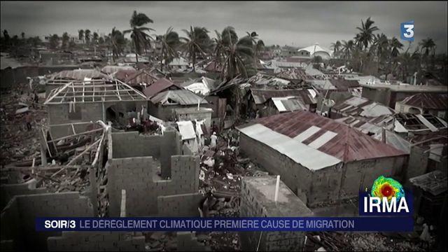 Environnement : le dérèglement climatique est la première cause de migration