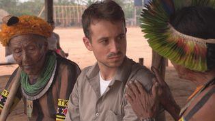 Sur le front de l'Amazonie. (France 5) (WINTER PRODUCTIONS)