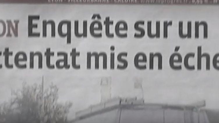 Six membres d'une famille sont poursuivis pour terrorisme. Trois d'entre eux étaient lundi 12 novembre à la cour d'assises de Paris. (France 3)