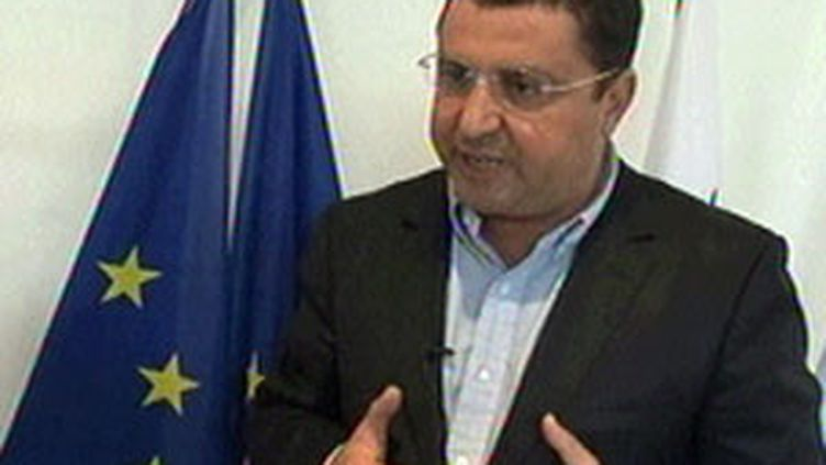 Laroussi Oueslati, président de l'université de Toulon, suspendu lundi pour avoir entravé une enquête administrative. (© France 2)